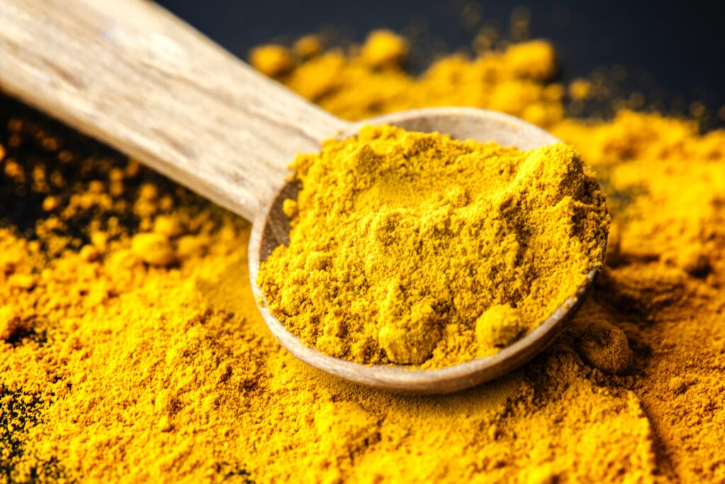 Turmeric can help ease the pain associated with Arthritis